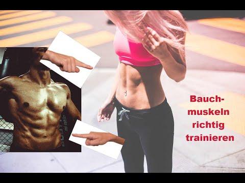 Bauchmuskeln richtig trainieren mit DIESER Übung = funktionellere + bessere Alternative zu Sit Ups