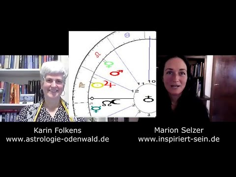 Astrologie: Über Geburts- + Augenblick-Horoskope * Ausblick in die Zukunft - Was erwartet uns 2021?