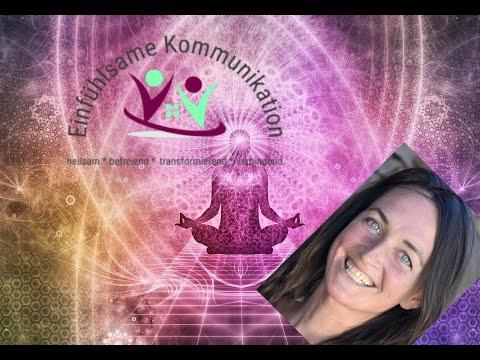5 spirituelle Grundhaltungen hinter der einfühlsamen / gewaltfreien Kommunikation (GFK)