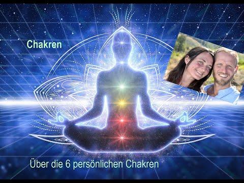 Chakra-System: Die 6 persönlichen Chakren → Bedeutung * Themen * Zustände * Tipps zur Ausheilung ❉