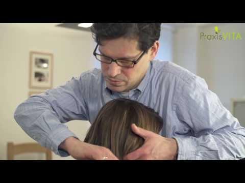 Migräne, Rückenschmerzen und Schwindel loswerden mit der Atlas-Therapie