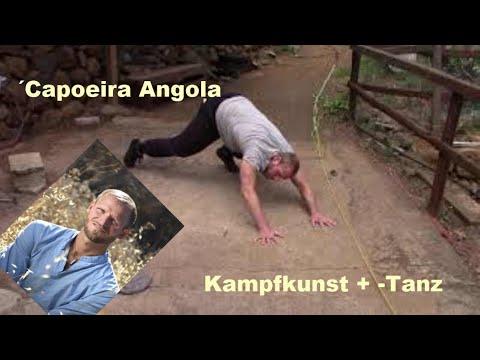 *Capoeira Angola* – Kampfkunst + Kampftanz = natürliche Bewegungsmuster – effektives Körpertraining