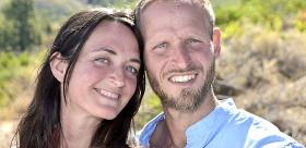 Bild von Marion und Jens