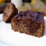 Rezept für Marmorkuchen: Vegan & ohne Gluten