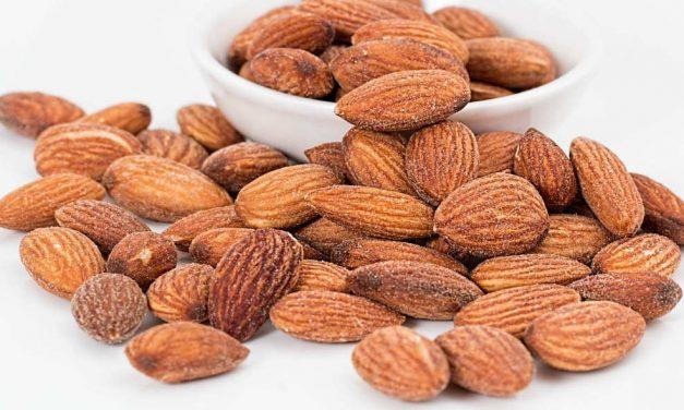 Rezept für vegane Mandelkekse ohne Gluten