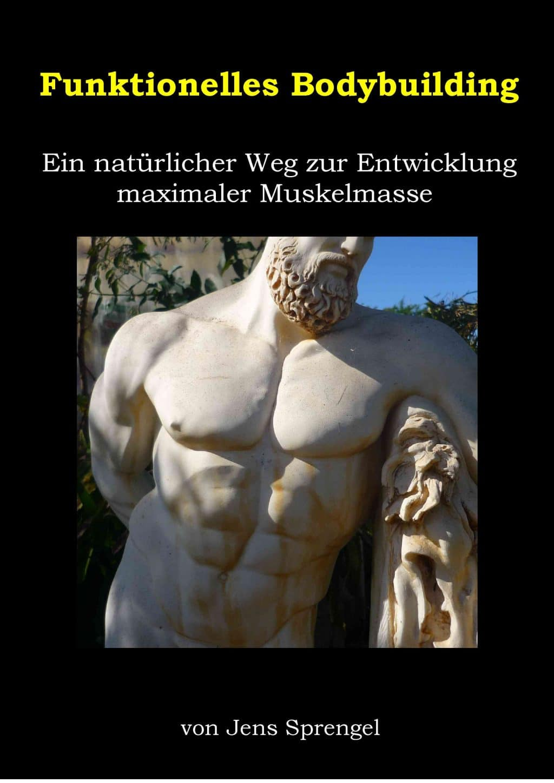Cover funktionelles Bodybuilding von Jens Sprengel