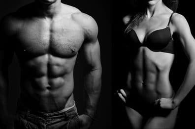 definierte Körper von einem Paar
