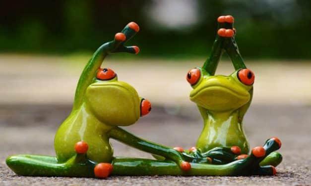 Unterwegs trainieren Teil 3 – Loaded Stretching