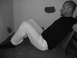 verkürzte Hüftbeuger nicht dehnen, sondern dekontrahieren und damit Rückenschmerzen selbst behandeln