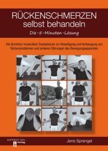 Buchcover Rückenschmerzen selbst behandeln