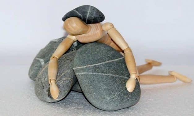 Rückenschmerzen und Bandscheibenschäden durch emotionalen Stress