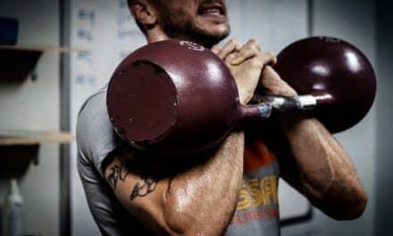 Die Frontkniebeuge als effektivve Übung für mehr Muskeln