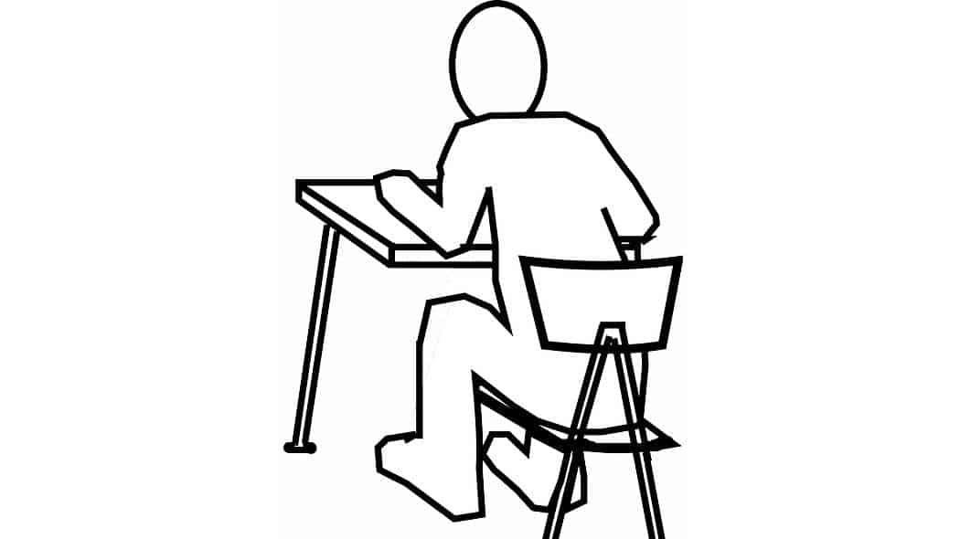 Rückenschmerzen selbst behandeln – Die Auswirkungen dauerhaften Sitzens