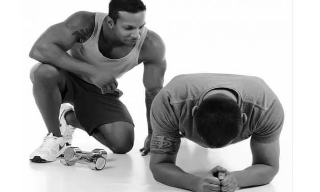 Körpertraining und Muskelaufbau – Schwachpunkte ausfindig machen und stärken