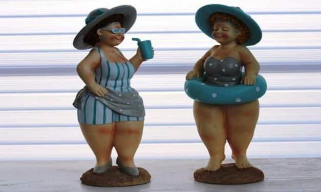 Lieber dick und fit als schlank und rank – Körperfett Teil 4