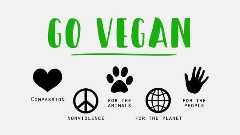 Warum wir uns vegan ernähren, aber keine Veganer sind