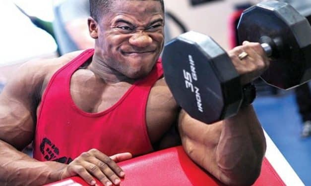 Mehr Muskeln und weniger Fett durch Hochfrequenz-Bodybuilding