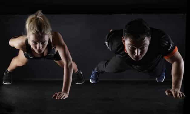 Unterwegs trainieren Teil 2 – Bodyweightexercises mit sehr hohen Wiederholungszahlen