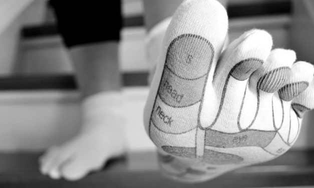 Bessere Körperhaltung durch gesunde Füße