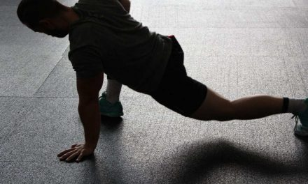 Die aufrechte Körperhaltung: Hüftstreckung