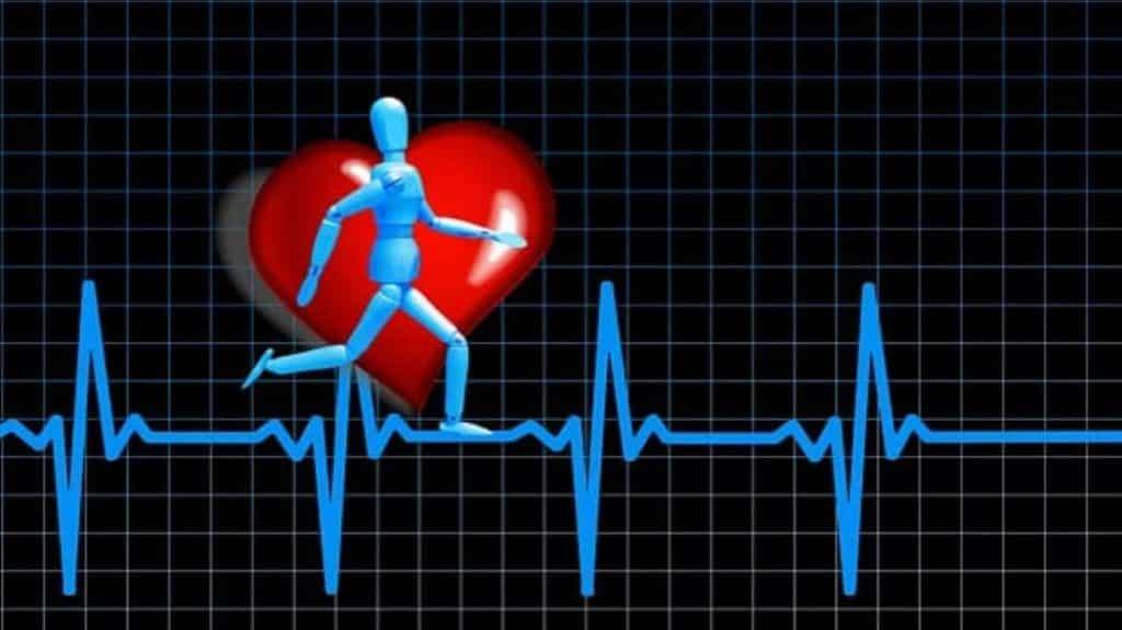 Herzinfarkt Grafik