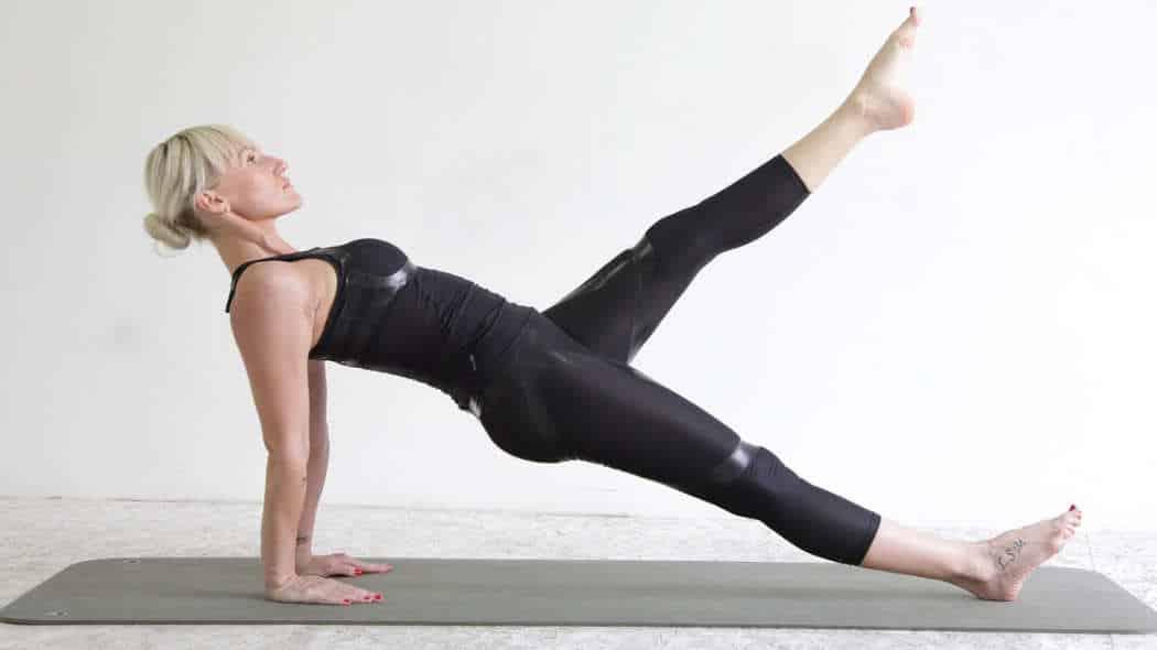 Pilates Mattentraining: Die Schulterbrücke
