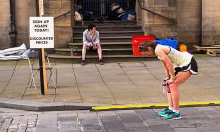 Muskelaufbau: Warum regelmäßige Trainingspausen wichtig sind