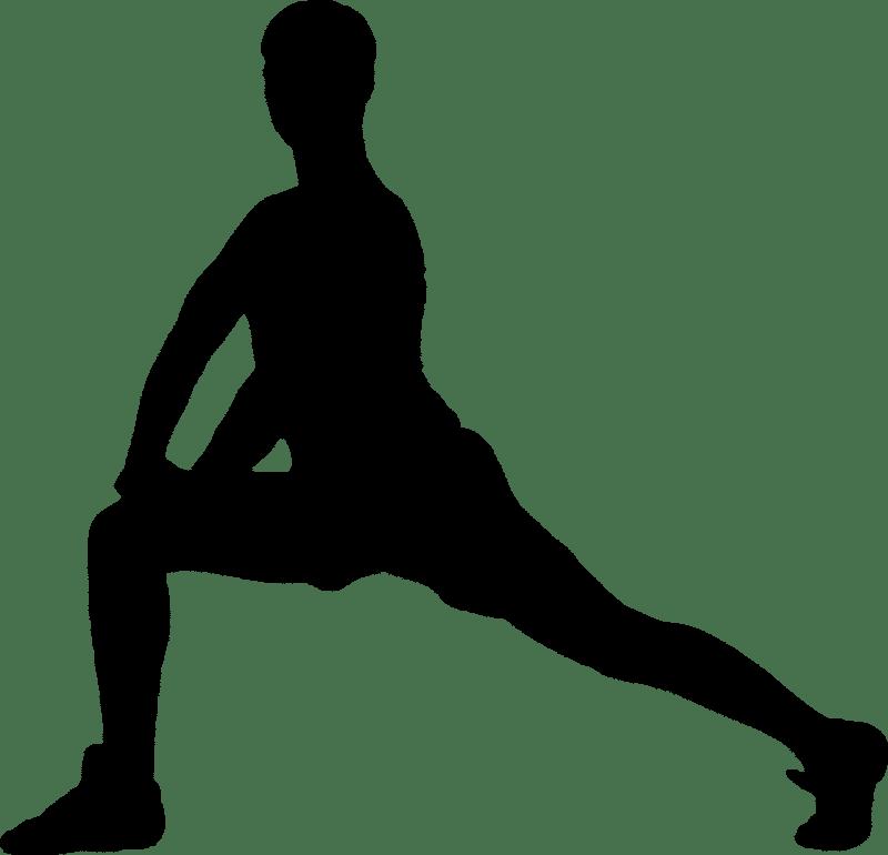 Was bringt das ISO-Extreme-Hold Training nach Schroeder? Mann im Ausfallschritt