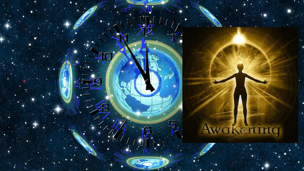 AWAKENING CALL = Mein Appell an alle, die noch zögern: ERWACHE + stelle Dich der Wahrheit