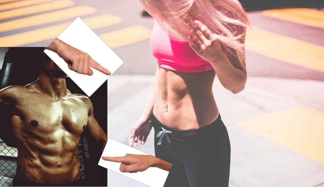Wie Bauchmuskeln richtig trainieren? Für einen stabilen Rücken und einen flachen Bauch → So geht´s: Übung inkl. Video