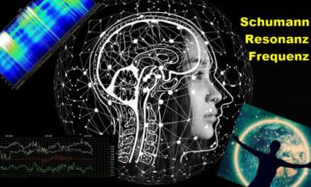 SCHUMANN-RESONANZ-FREQUENZ und deren Einfluss auf das menschliche Bewusstsein
